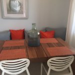 dining table in 1 bdrm suite