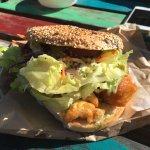 Terakihi Fish Burger