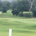 Commercial Golf Resort Motel Foto