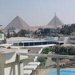 Photo de Cairo Pyramids Hotel