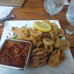 Spice Fried Calamari
