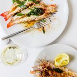 Dinners by the sea - bookings recommended