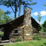 Mark Twain family cabin
