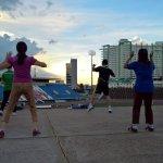 The Olympic Stadium Photo