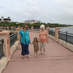 Nearby Boardwalk across Intracoastal