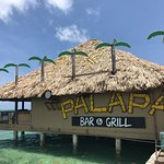 Fun day at the Palapa Bar