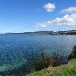 Lake Taupo opposite Dixie Browns