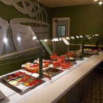 Souper Salad, Cerrillos Rd, Santa Fe NM.