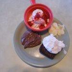 Souper Salad, Cerrillos Rd, Santa Fe NM. A few desserts.