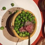 Pea Salad Appetizer