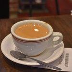 套餐跟港式咖啡奶茶是必然的