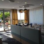 Le restaurant de l'hôtel : Au fil de l'O