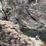 Klong Plu Waterfall Foto