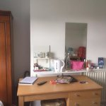 Nice, spacious dressing table, plenty of wardrobe and drawer space