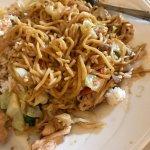 Yakisoba noodle's Don loved it!