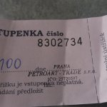 Biglietto d'ingresso