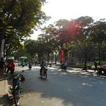 Photo of Pham Ngu Lao Street