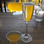 Passionfruit Pimped prosecco - refreshingly good