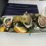 Oysters - delicious!