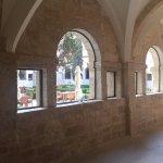 claustro y patio