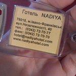 Hotel Nadiya Foto