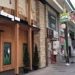 Access through Tanukikoji Shopping Arcade!