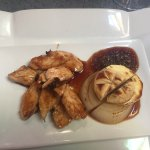 Chicken teriyaki starter