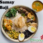 A Taste of Nepal, There is something really quite distinctive and special about Samay Baji. A si