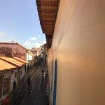 Del Prado Inn - View From Rm. 203 Balcony