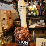Another Lion in the Inn
