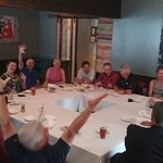 Rotary Fellowship Meeting at Clock Tower Grill