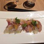 daurade sashimi