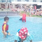one of kids poolss