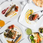 Collection of our dishes