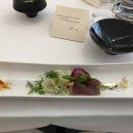 le tataki de thon frais
