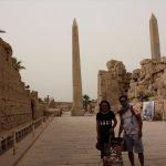 Obelisk of Thutmoses I Foto