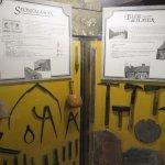 tradesmens display