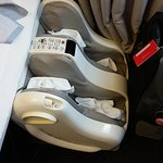 foot massage machine in roomo