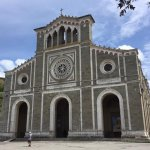 Sanctuary or basilica of St Margherita Patron Saint of Cortona