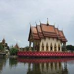 Zdjęcie Wat Plai Laem