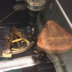 I K Brunel's instruments belonging to the finest of engineers.