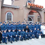 Air Cadets at Namskar