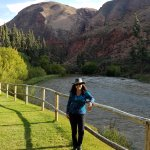 The Urubamba River