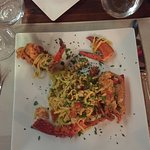 Tagiolini Pasta with Lobster