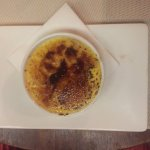 Creme Brulee home cooked