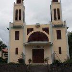 très belle église moderniste a visiter