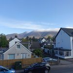 Skiddaw from room 3
