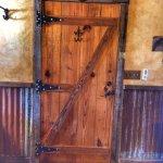 Front Door (inside view)