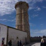la nouvelle tour a côté du phare 30m de haut