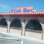 Little diner restaurant